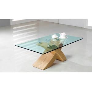ebay oak coffee table